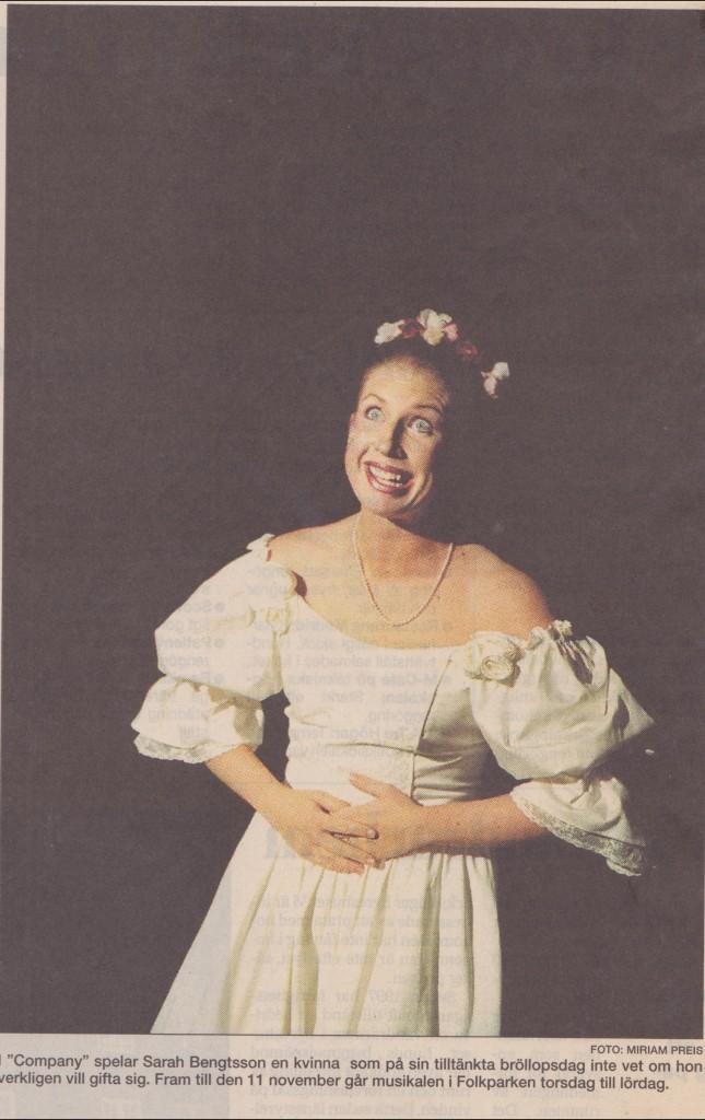Bild Amy Sydsvenska Dagbladet 2000